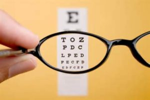 Comprehensive Eye Exams Include Vision Tests
