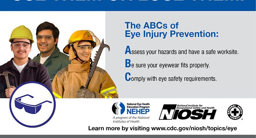 Protect Your Eyesight in the Workplace