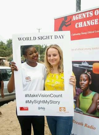 World Sight Day #MakeVisionCount