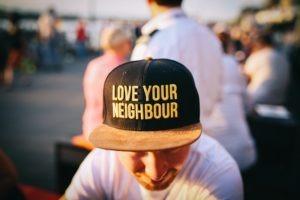 Love Your Neighbor Photo by Nina Strehl on Unsplash