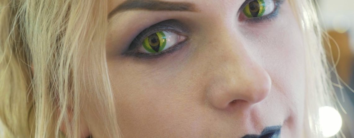 Five Frightening Risks of Wearing Halloween Contact Lenses Without a Prescription